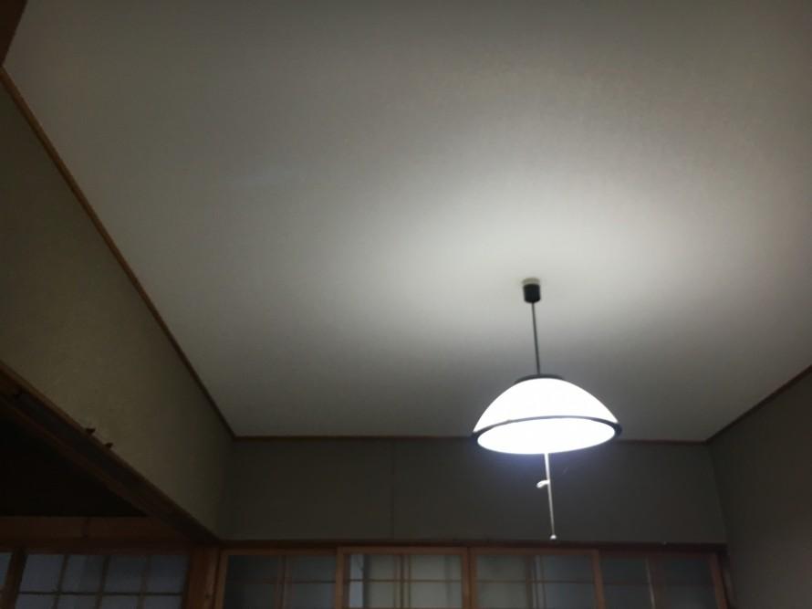 天井張替後