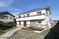 通気断熱WB工法で建築した二世帯住宅