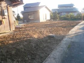 住宅解体工事完了