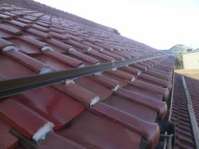 屋根瓦補修工事